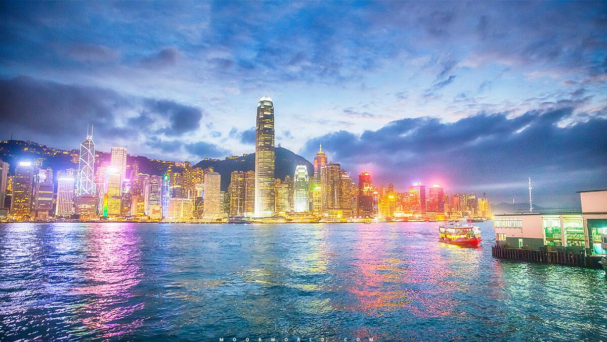 求香港2天1夜旅游全攻略拜托了各位 谢谢图片