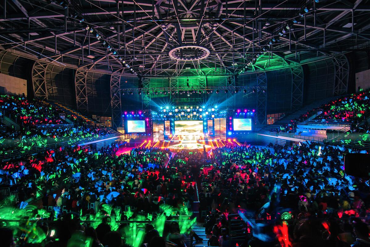 跨年演唱会图片