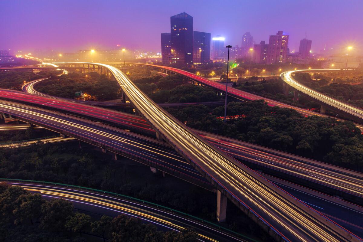 城市动脉 1