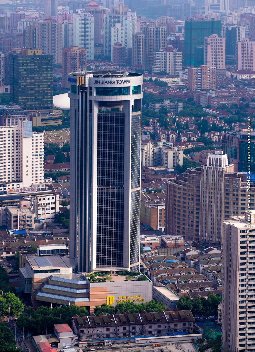 新锦江大酒店 New Jinjiang Hotel