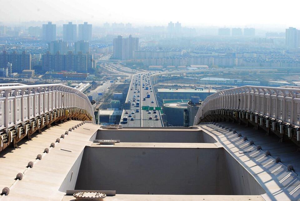 上海市黄浦江大桥_上海黄浦江大桥