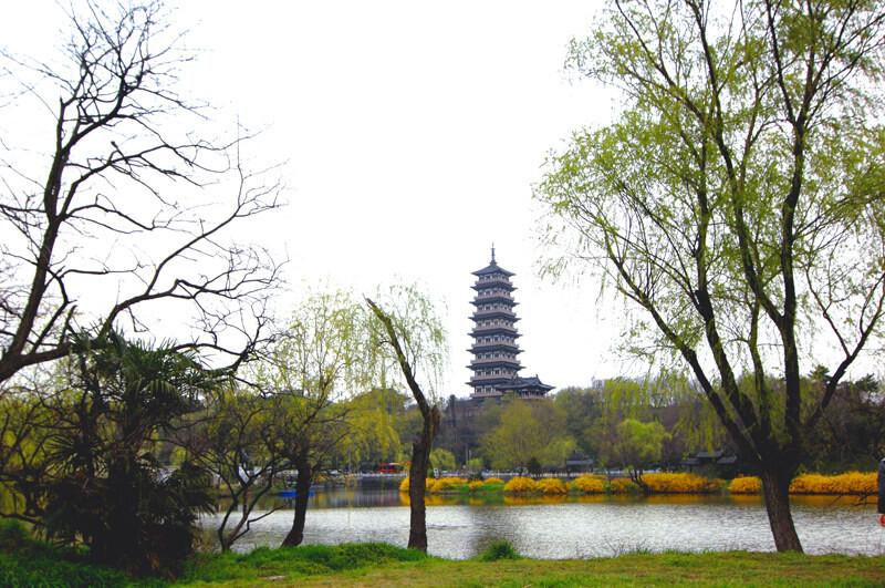 景_照片018(瘦西湖春景)