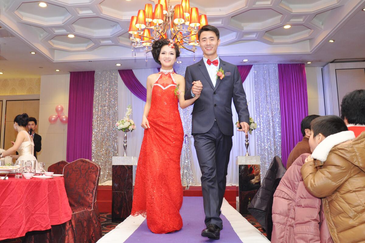 跟拍摄影作品 - 婚礼, 人像 - 跟拍摄影作品 - 王文