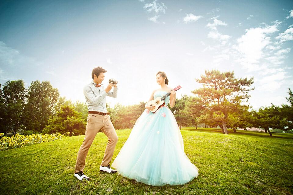星海岸婚纱摄影价格_星海岸婚纱摄影