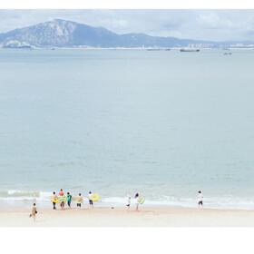 罗荣啸/白城沙滩