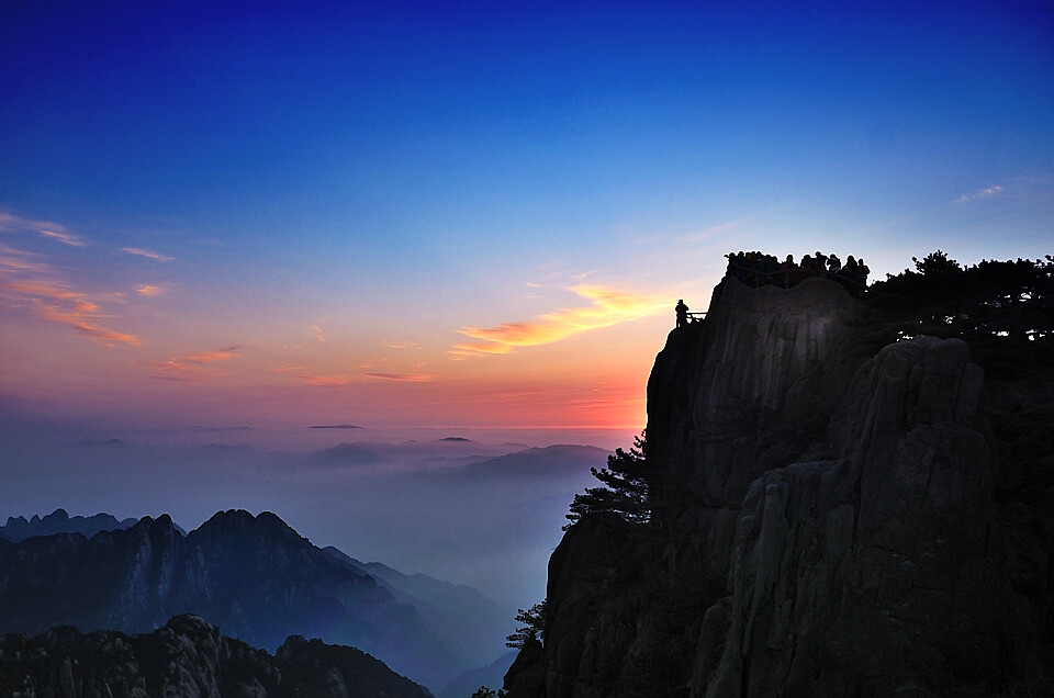 黄山风景最天然 - MING - MING-BLOG