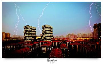 麻生舞 thunder