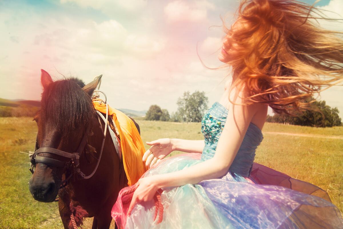 梦之牧野 - 人像, 欧美, lomo, 小清新 - 梦之牧野