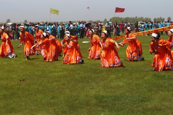 达斡尔族 库木勒 节