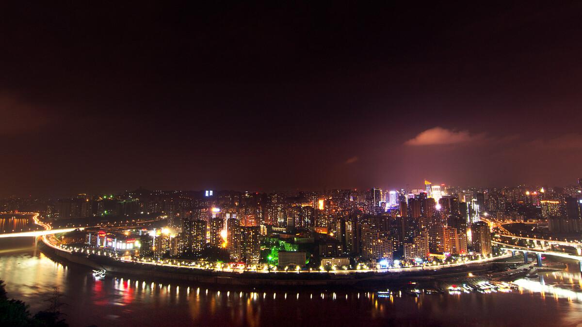 重庆/所以这是一座熟悉又陌生的城市——重庆