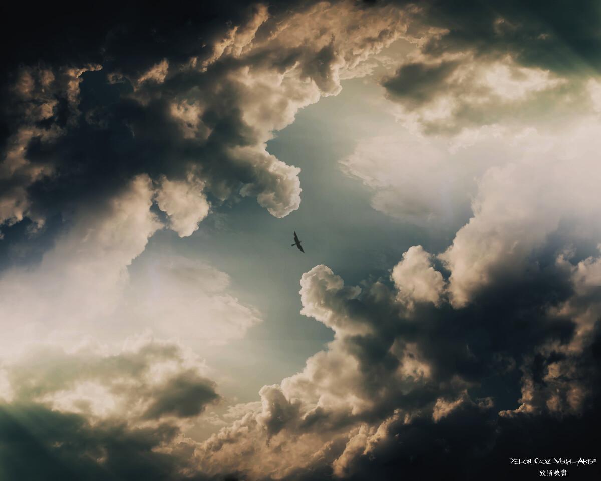 你是我孤注一掷的梦 - 风光, 自然, 尼康, 35mm