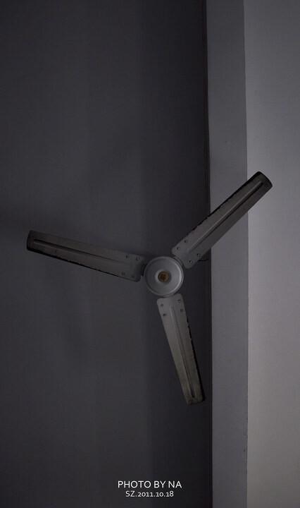 乘风吊扇电源线电路图
