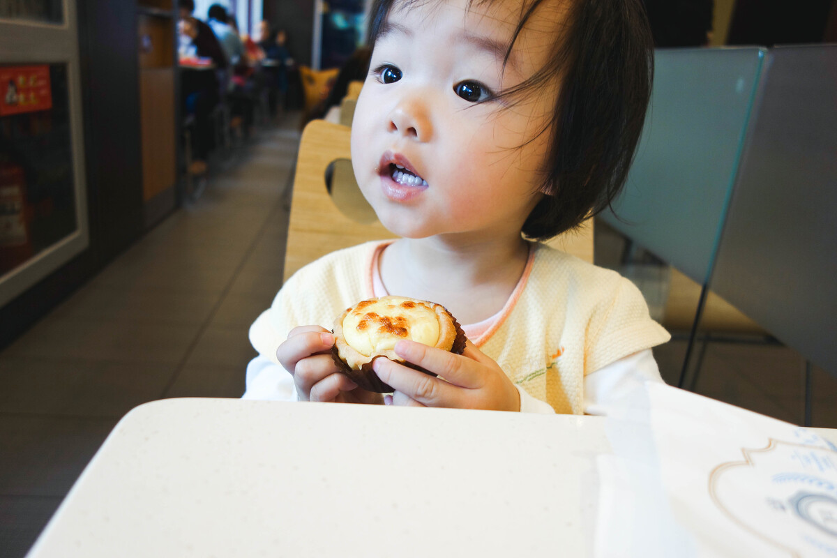 儿童吃蛋挞-上海,品牌,衣服-千万个MIC数码喜欢女生的我要图片