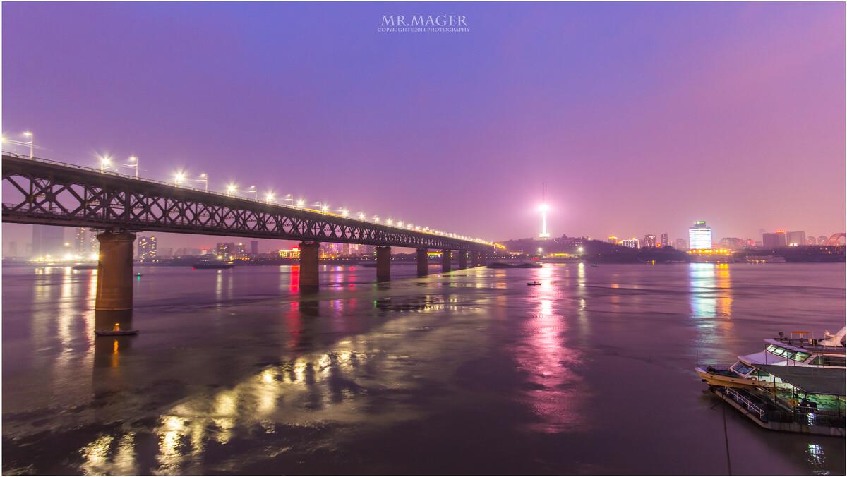 武汉长江大桥 - bastlung