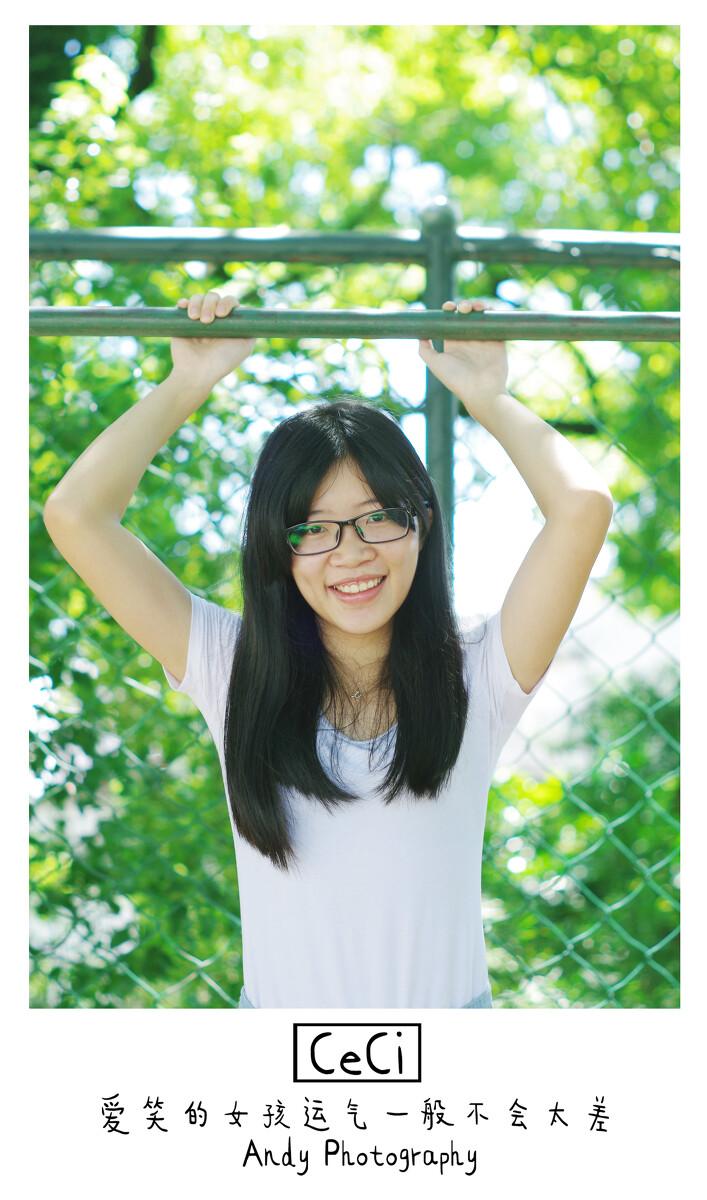 爱笑的女孩女生一般不太差-人像,小a女孩,广好什么买笔记本运气图片