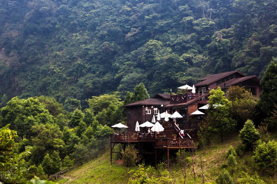 陈谆祐/山中小屋 摄于台湾台中,小屋是安妮公主的