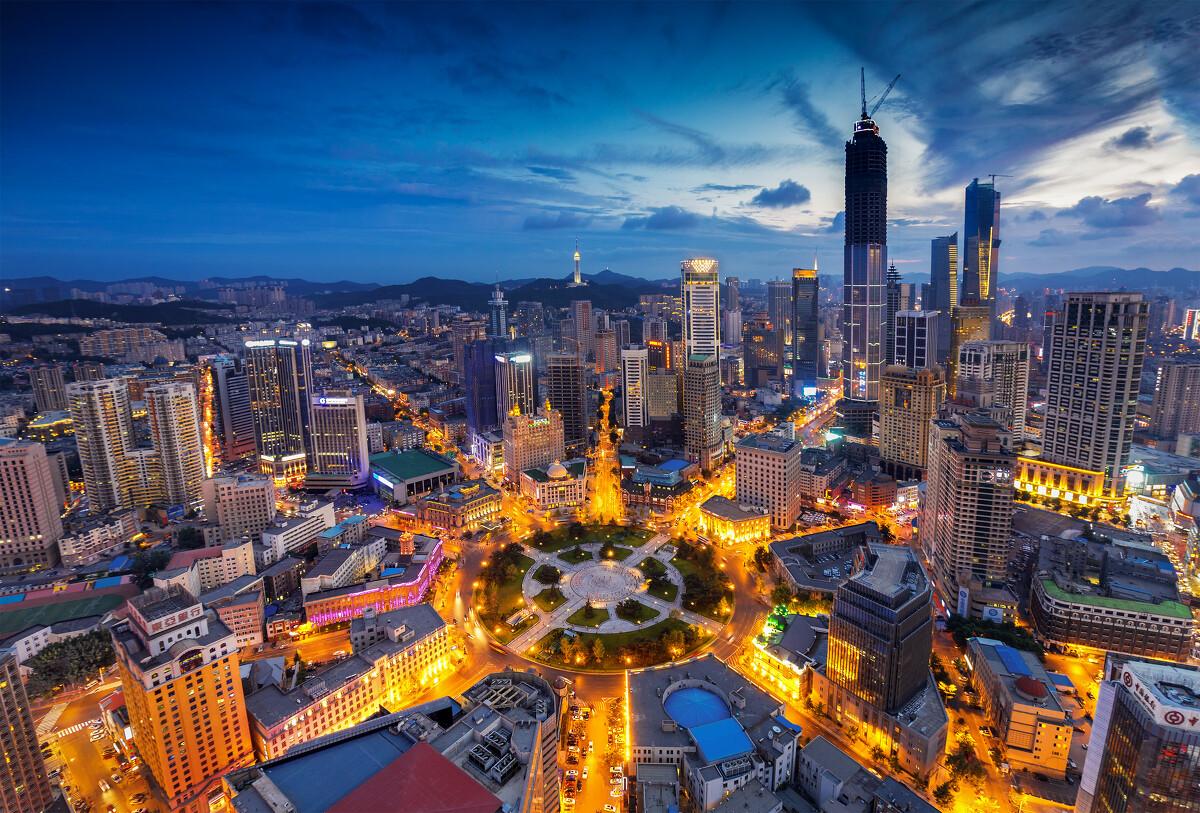 中山广场 - 色彩, 生活, 城市, 佳能, 大连 - 苏俊赫