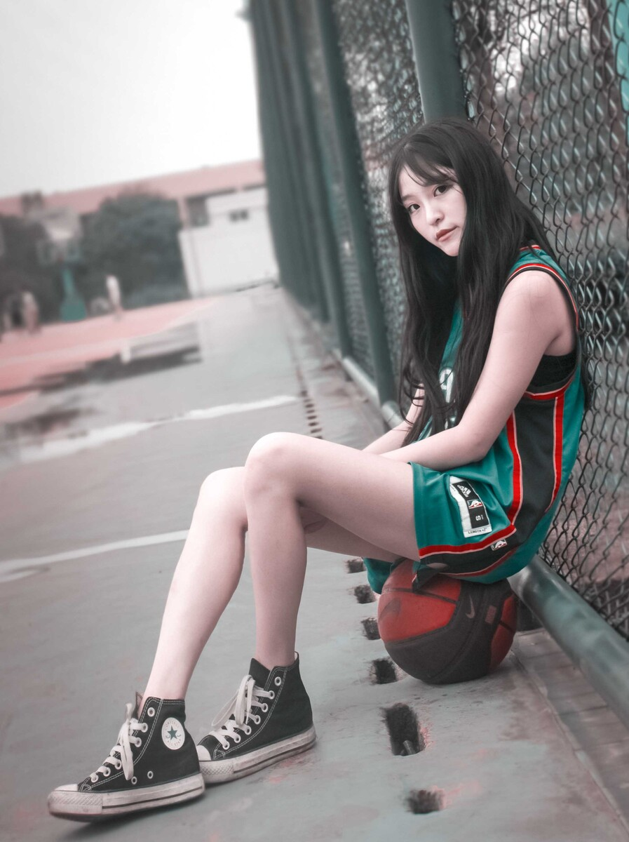 女生人像-大米,佳,成都约片-篮球稀-图虫女孩房间布置怎么图片