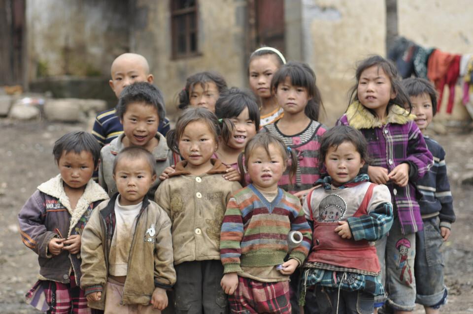 贵州山区孩子... photos.tuchong.com 宽960x638高