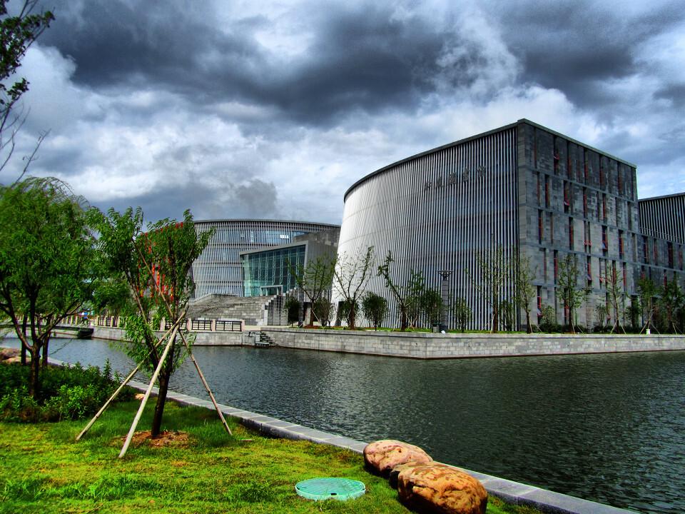 南京大学仙林校区 南京大学仙林新校区 南京大学仙林校区图