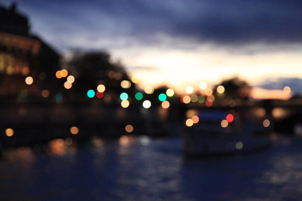塞纳河高清图片