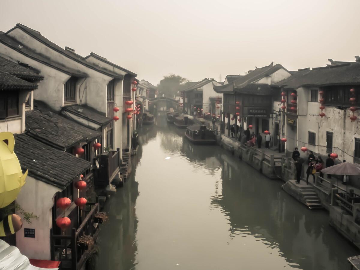 26 苏州山塘街图片