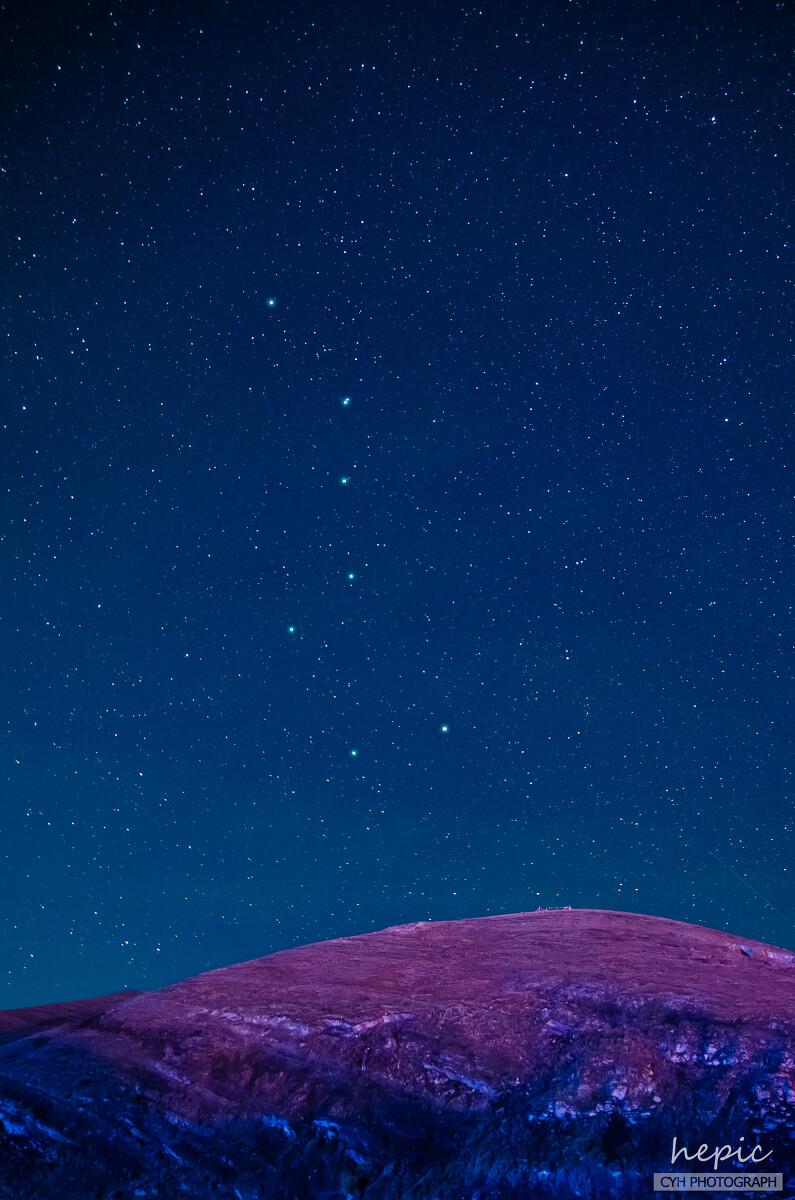 北斗星空图片高清壁纸 Iphone紫色星空壁纸 北斗星空素材